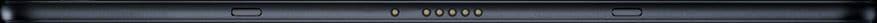 Side profile of Galaxy Tab S3