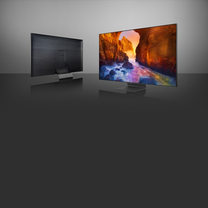 Samsung QLED TVs 2019 | Immerse Yourself in a 4K or 8K
