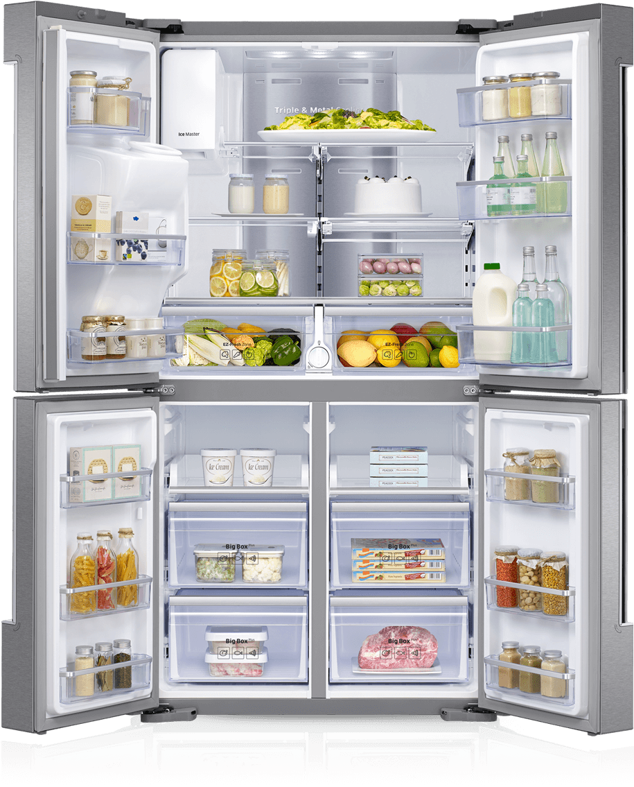 Samsung Family Hub Multi Door Fridge Freezer 550l