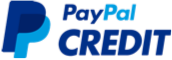 Paypal credit finance option icon