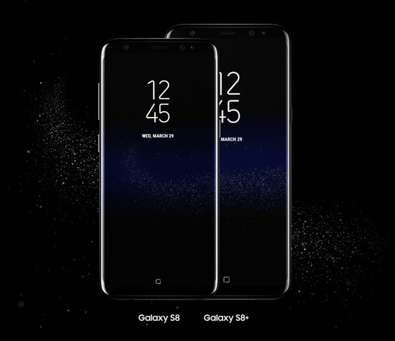 Samsung Galaxy S8 and S8+ | Buy or See Specs | Samsung UK