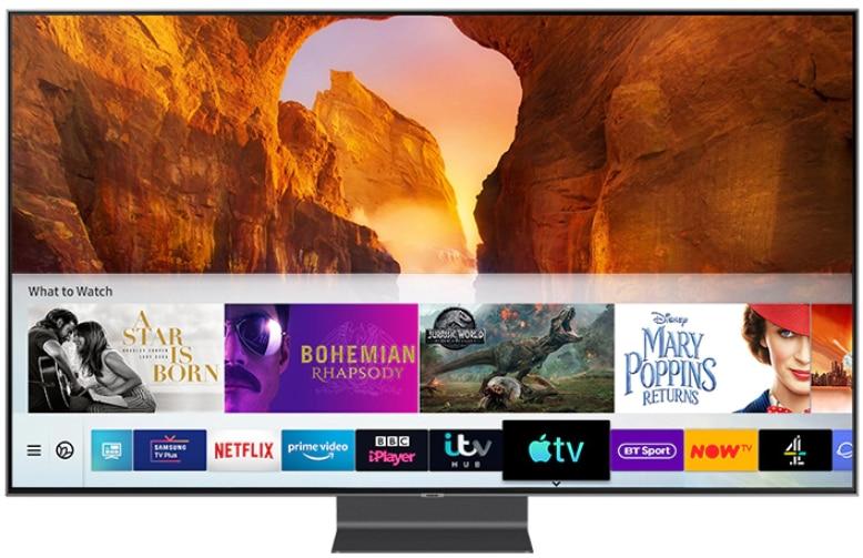 How do I perform a factory reset on my Samsung TV?   Samsung