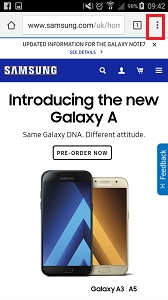How do I adjust or add autofill forms on the Internet App on my Samsung Galaxy device