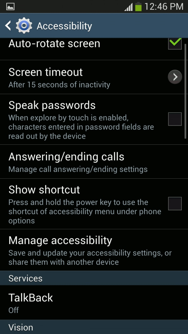 How do I best set up my Samsung Galaxy S III if I am deaf or hard of hearing in one ear?