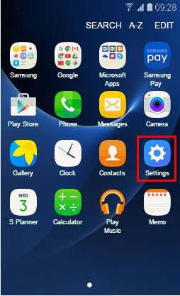 How do I check my APN (mobile internet) settings? | Samsung