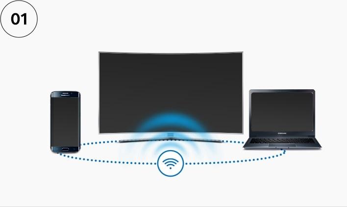 Smart View - Multimedia on Smart TV | Samsung Support UK