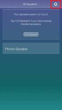 Setting up Samsung Multiroom speakers using the Multiroom App