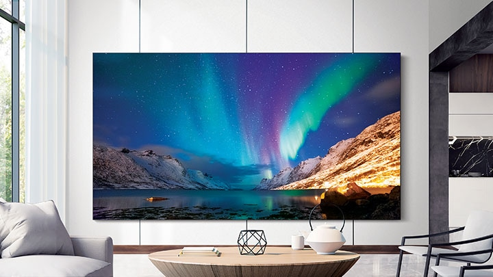 Samsung The Wall TV - Modular MicroLED Display | Samsung UK