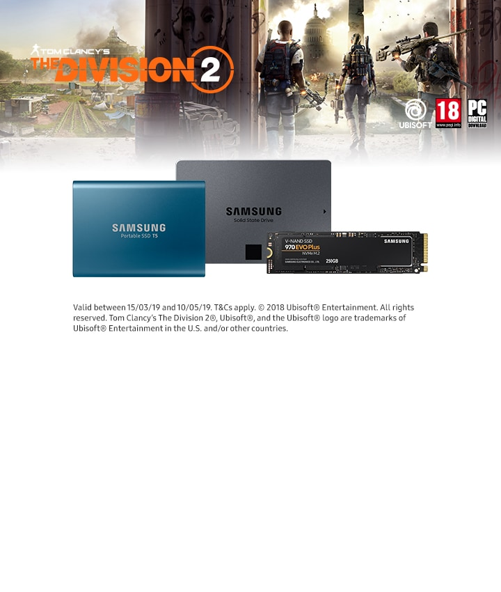Tom Clancy's The Division 2 Offer   Samsung UK