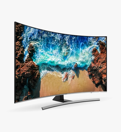 Why choose a curved TV?