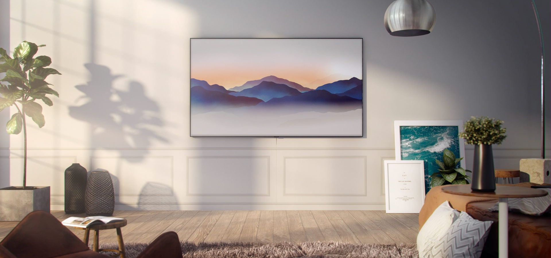 Samsung 2018 new QLED TV Key Visual video thumbnail.