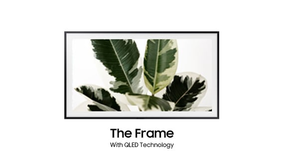 The Frame TV, 55-inch model