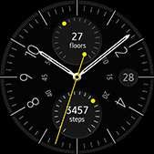 Analog Utility watch face