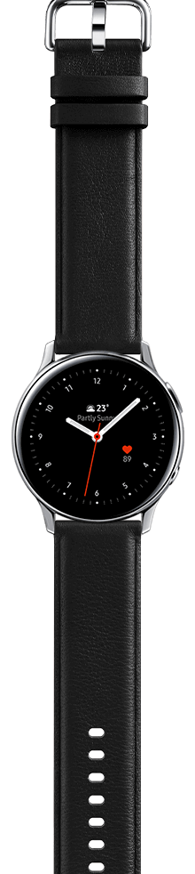 stainless silver color 40mm watch case