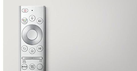 A 2019 Samsung one remote