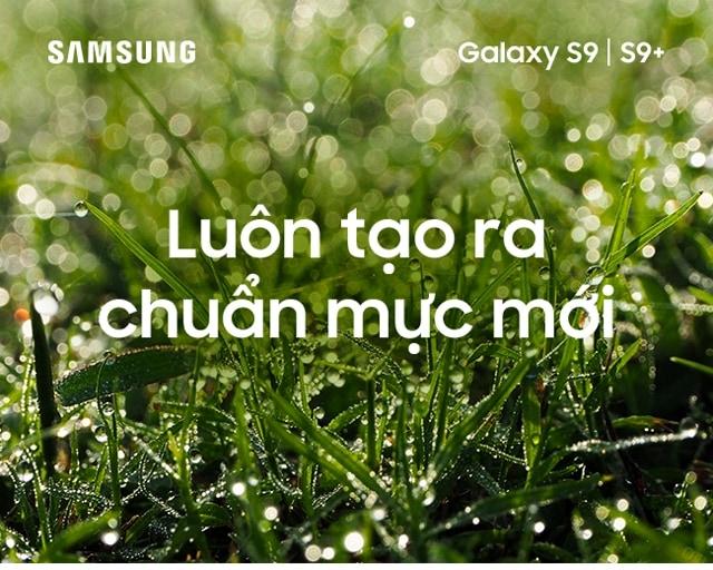 Thấy điều không thể với Samsung Galaxy S9|S9+