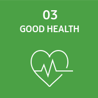 Representative image of SDG good health