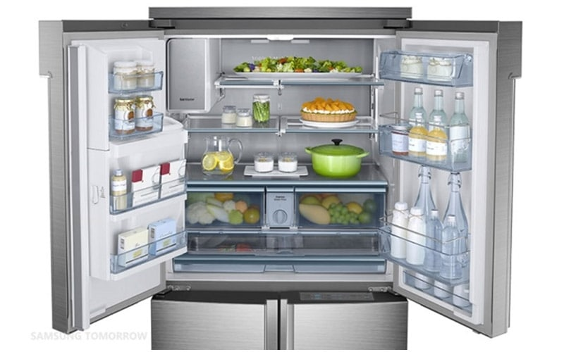 The Chef Collection Refrigerator, For Home cooks with a Passion 01