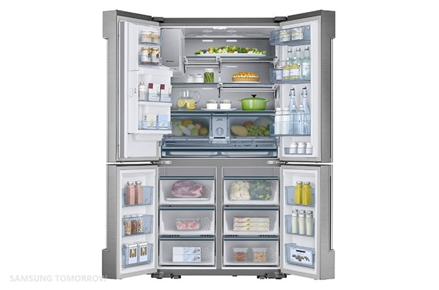 The Chef Collection Refrigerator, For Home cooks with a Passion 02