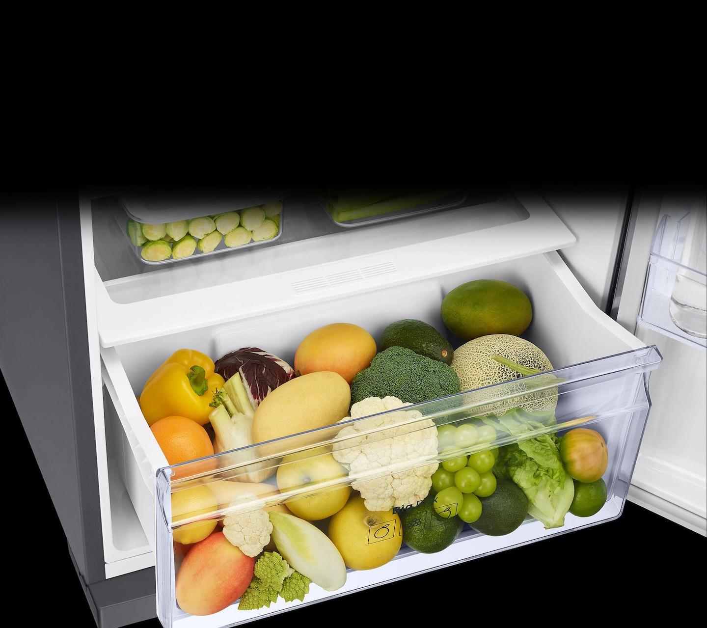 Armazene legumes e frutas com facilidade