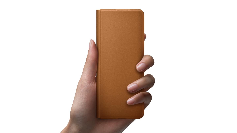 Galaxy Z Fold3 Leather Cover a22 prix tunisie