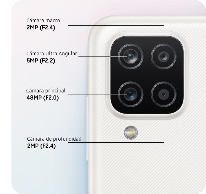 Mejora tu fotografía móvil con la cámara cuádruple