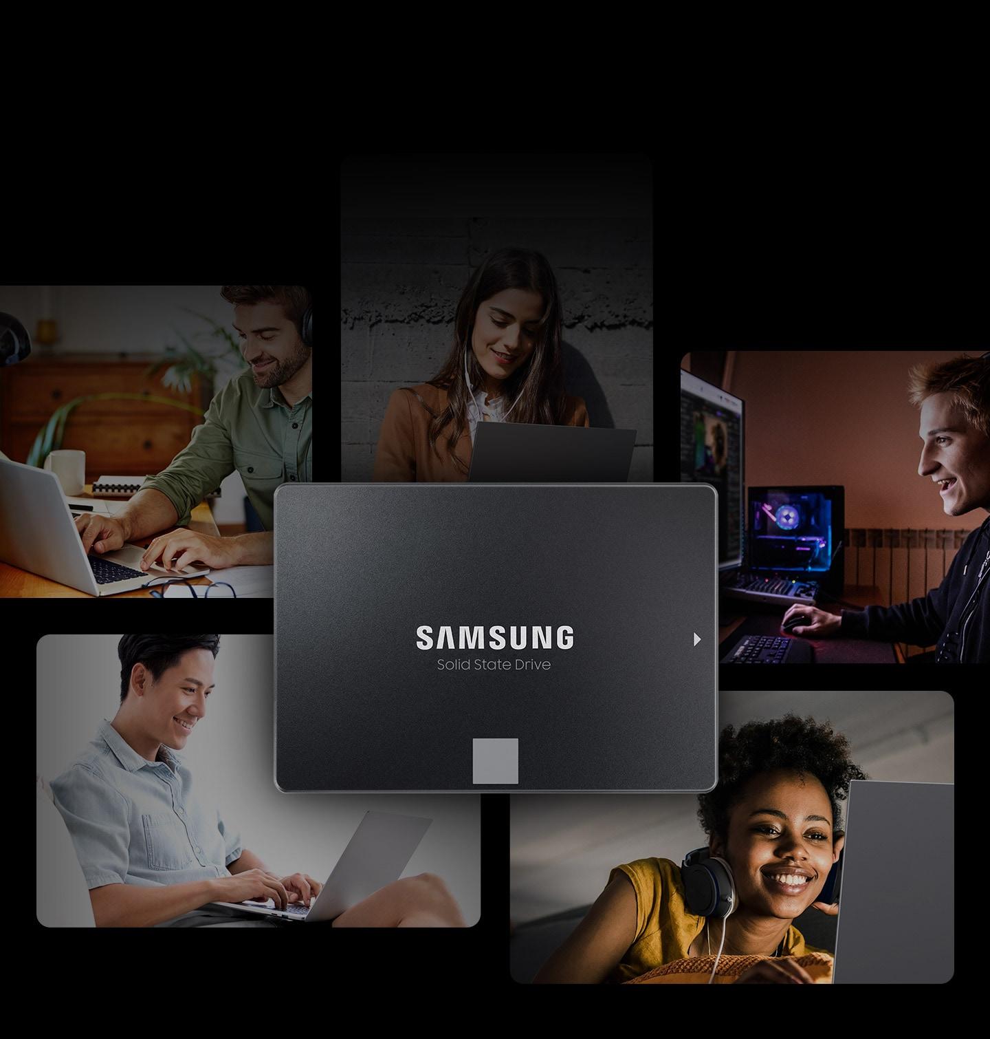 Le SSD mondialement connu et reconnu