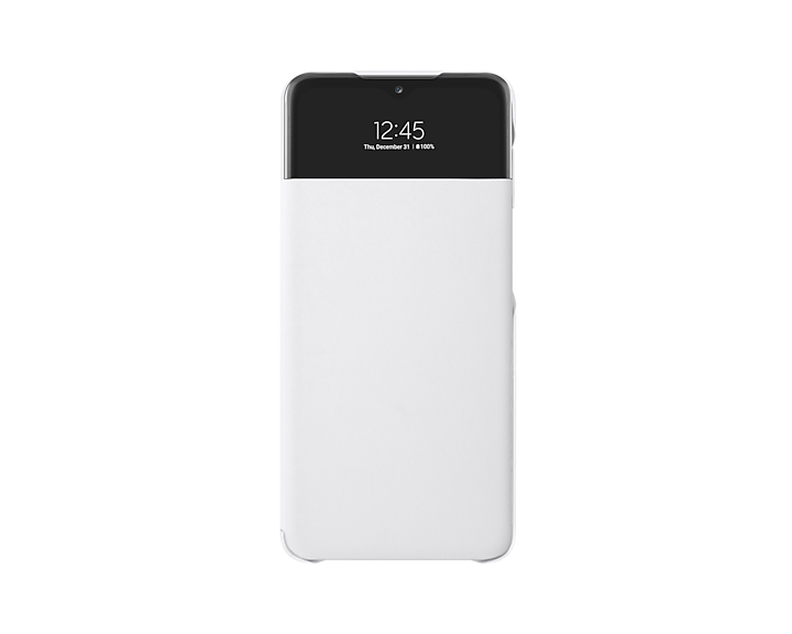 Buy Galaxy A32 5G S View Wallet Cover White | Samsung Hong Kong