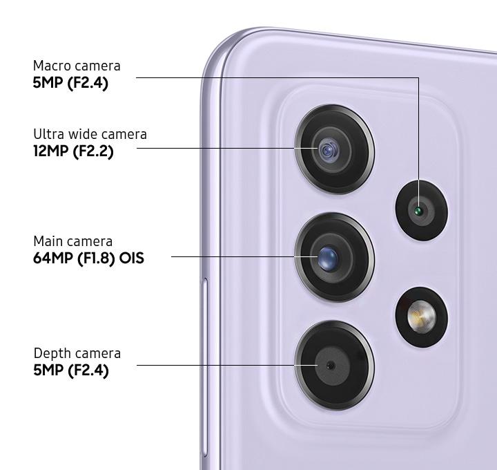 Samsung Galaxy A52 Terbaru - Daftar Spesifikasi |Samsung Indonesia