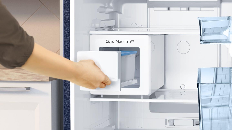 Samsung Curd Maestro™ Frost Free Refrigerator