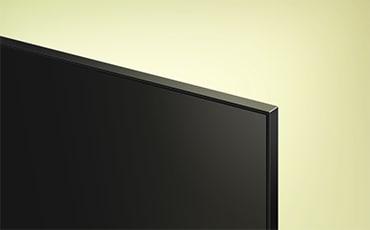 AU8000 blends into interior.