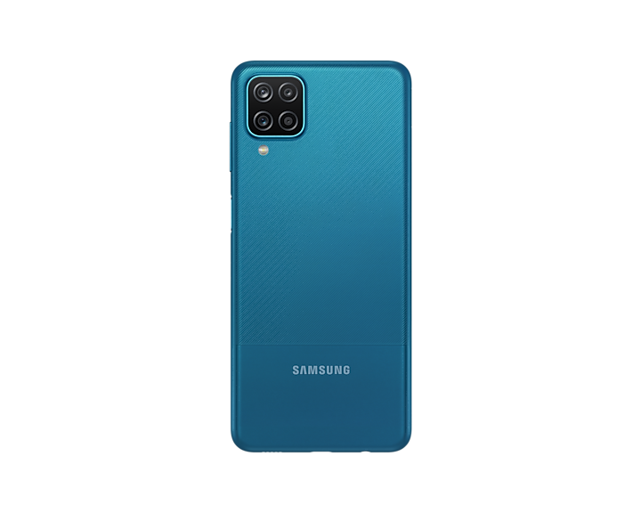 Buy Galaxy A12 blue 128 GB | Samsung Levant