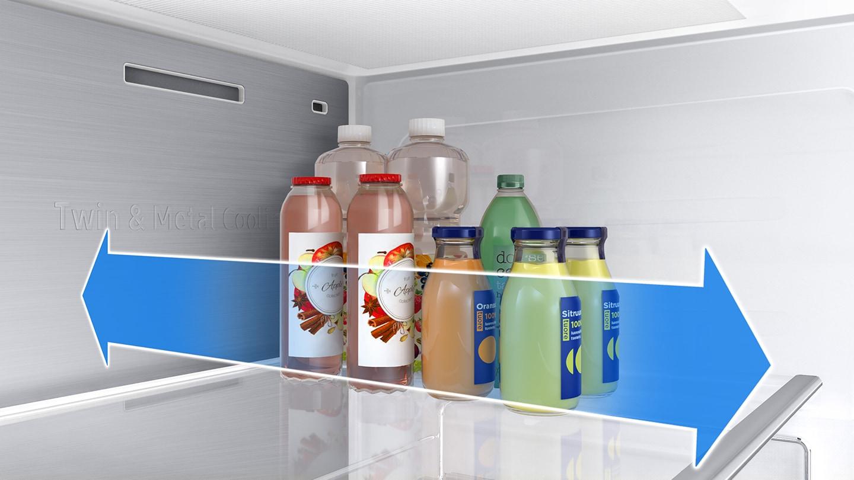 réfrigérateur Samsung RS68 Side by Side prix tunisie