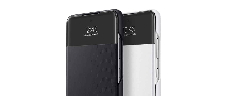 Smart S View Kapağı ile kolay erişim