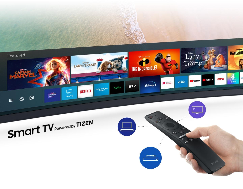 Телевизор Samsung UE65TU8300UXRU 10
