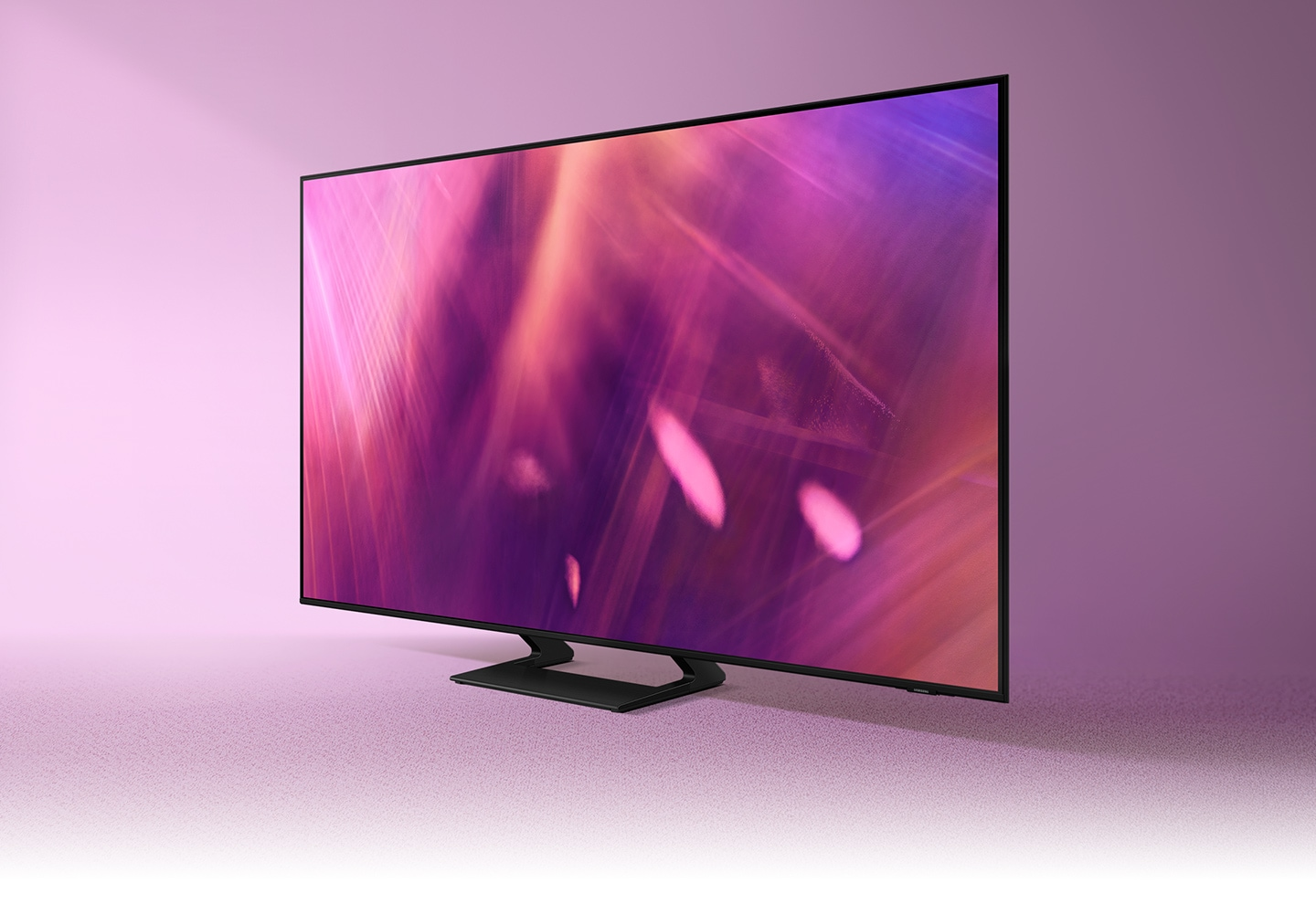 AU9000 displays intricately blended color graphics which demonstrate vivid crystal color.
