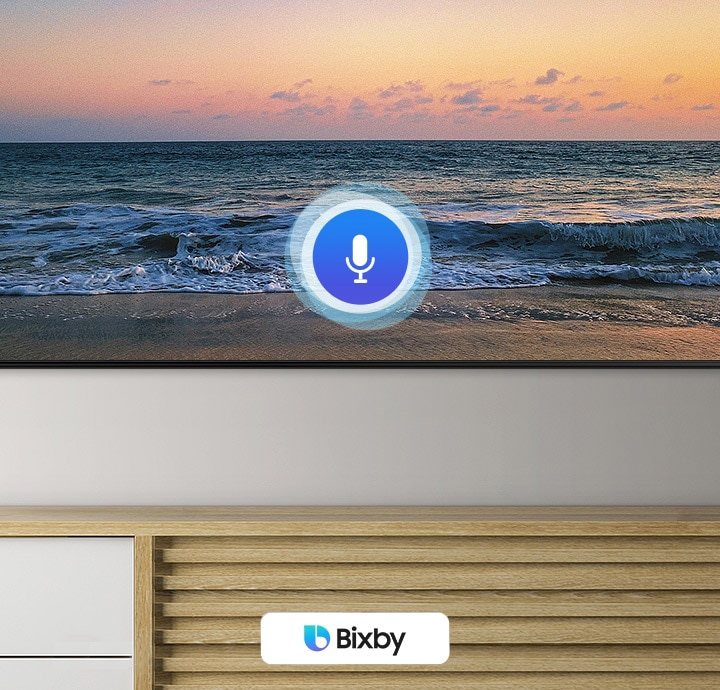Interact and control your TV with your favourite voice assistant.