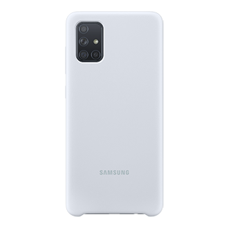 Galaxy A71 - Silicone Cover