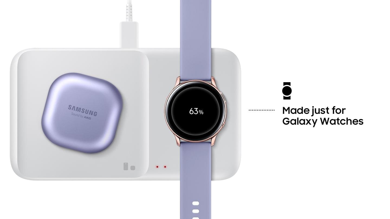 Galaxy Watch cihazlar evde tam olması gerektiği yerde