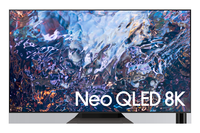 "Samsung 65"" QN700A Neo QLED 8K HDR Smart TV (2021) in Silver (QE65QN700ATXXU)"
