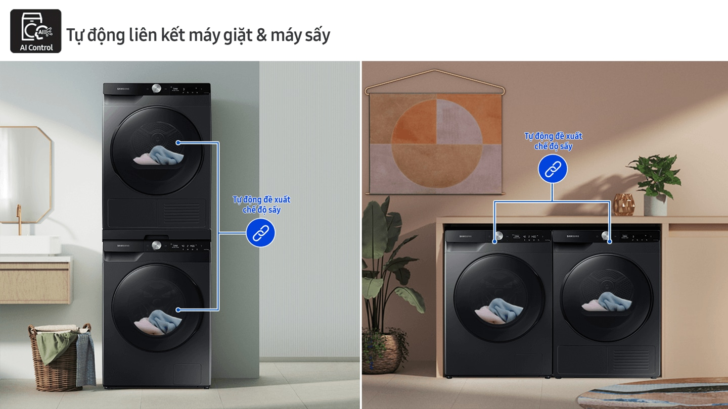 Wi-fi based SmartThings App offers Laundry recipe and planner, homecare Wizard, Weather and location based Recommendation.