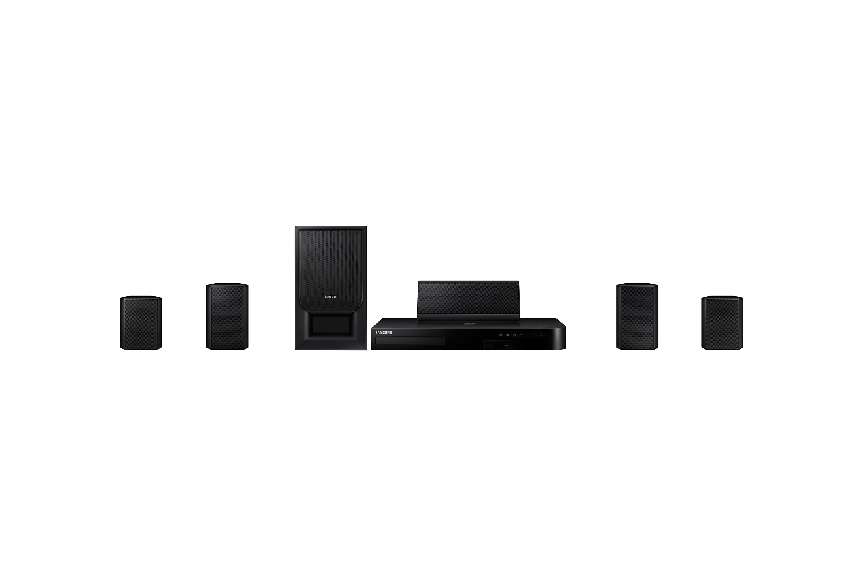 1,000 W 5.1Ch Blu-ray Home Entertainment System H5500