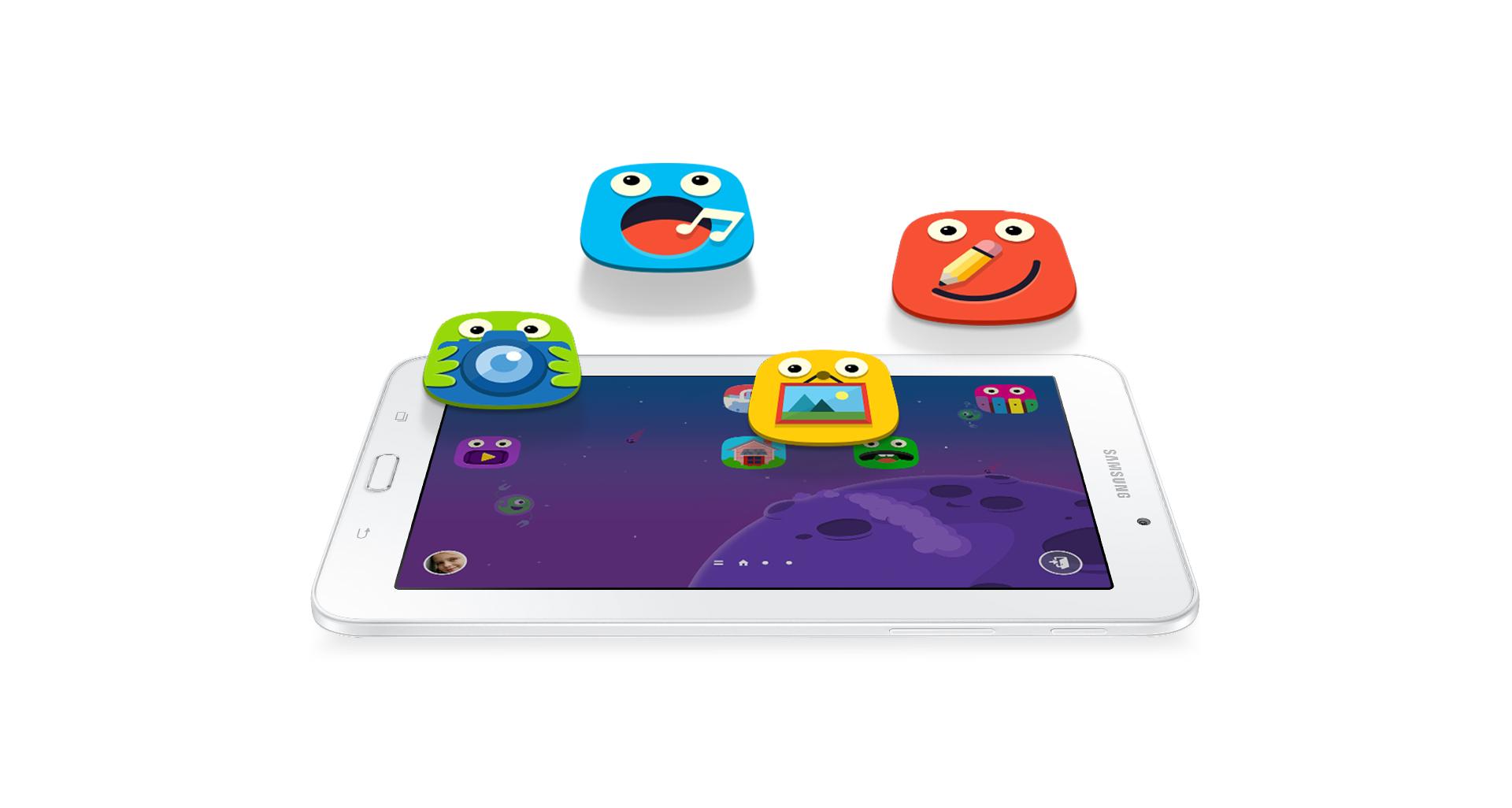 Samsung Galaxy Tab For Kids Manual