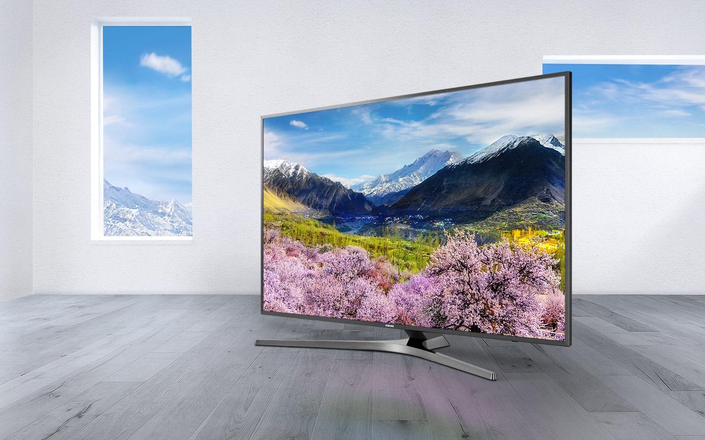 La TV UHD 4K real