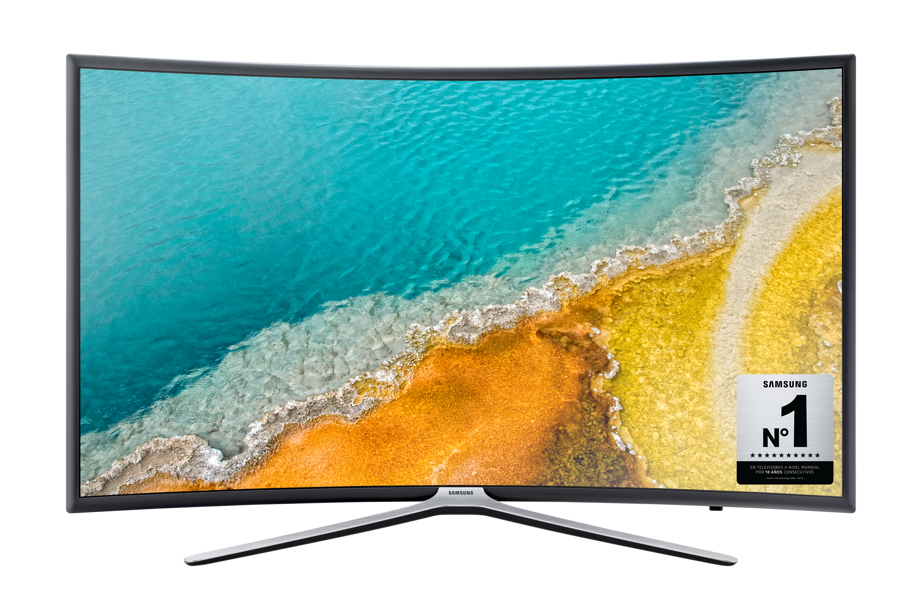 "49"" Full HD Curved Smart TV K6500A Series 6"
