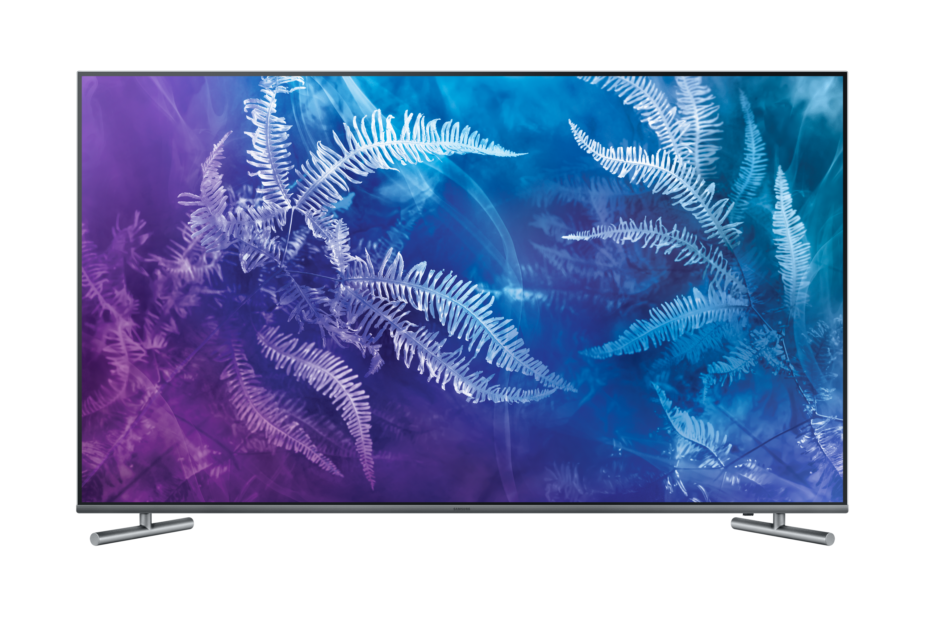 Smart TV Samsung QLED 4K Plano Q6FAMG Series Q