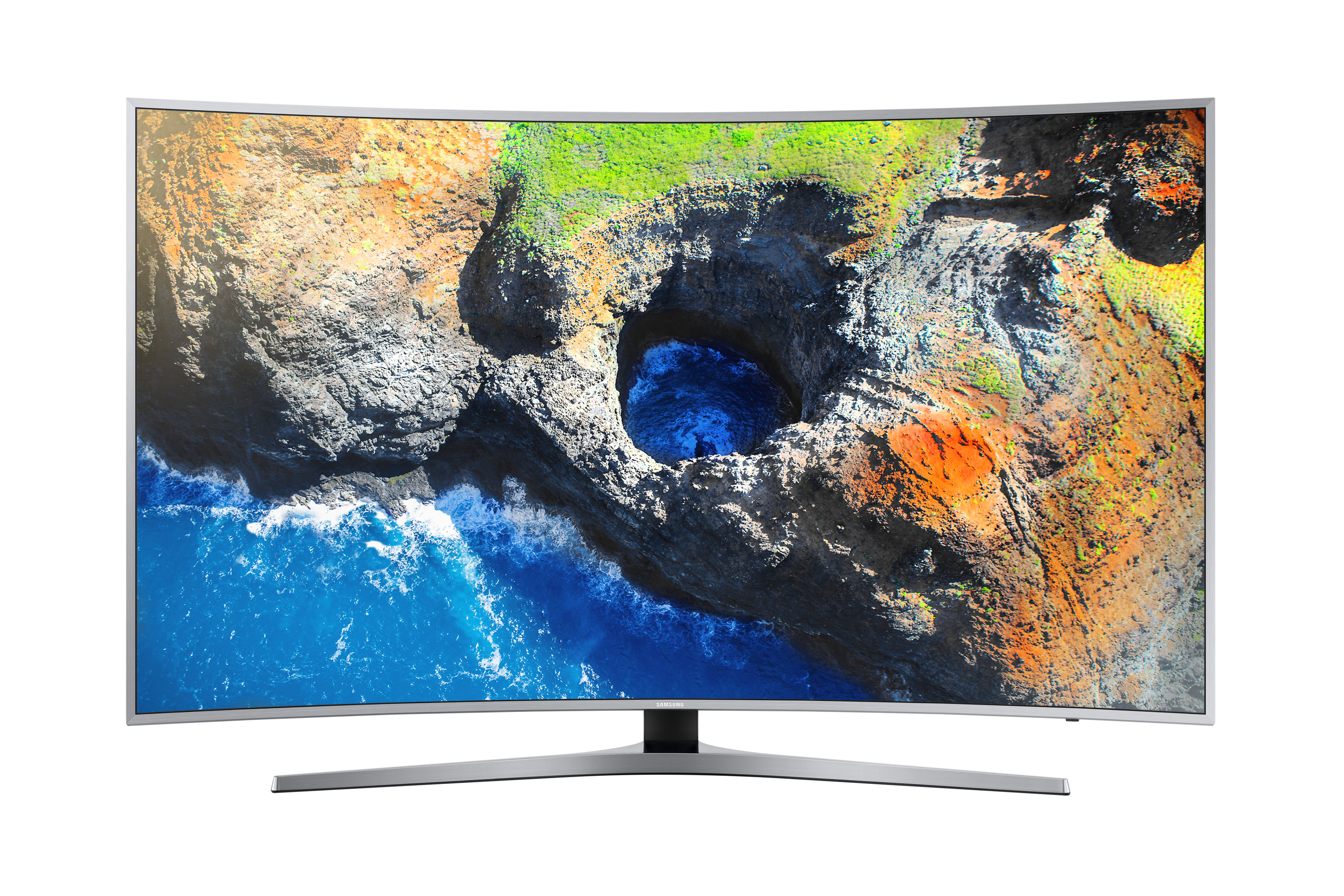 "65"" MU6500 UHD Curvo Smart TV 4K 2017"