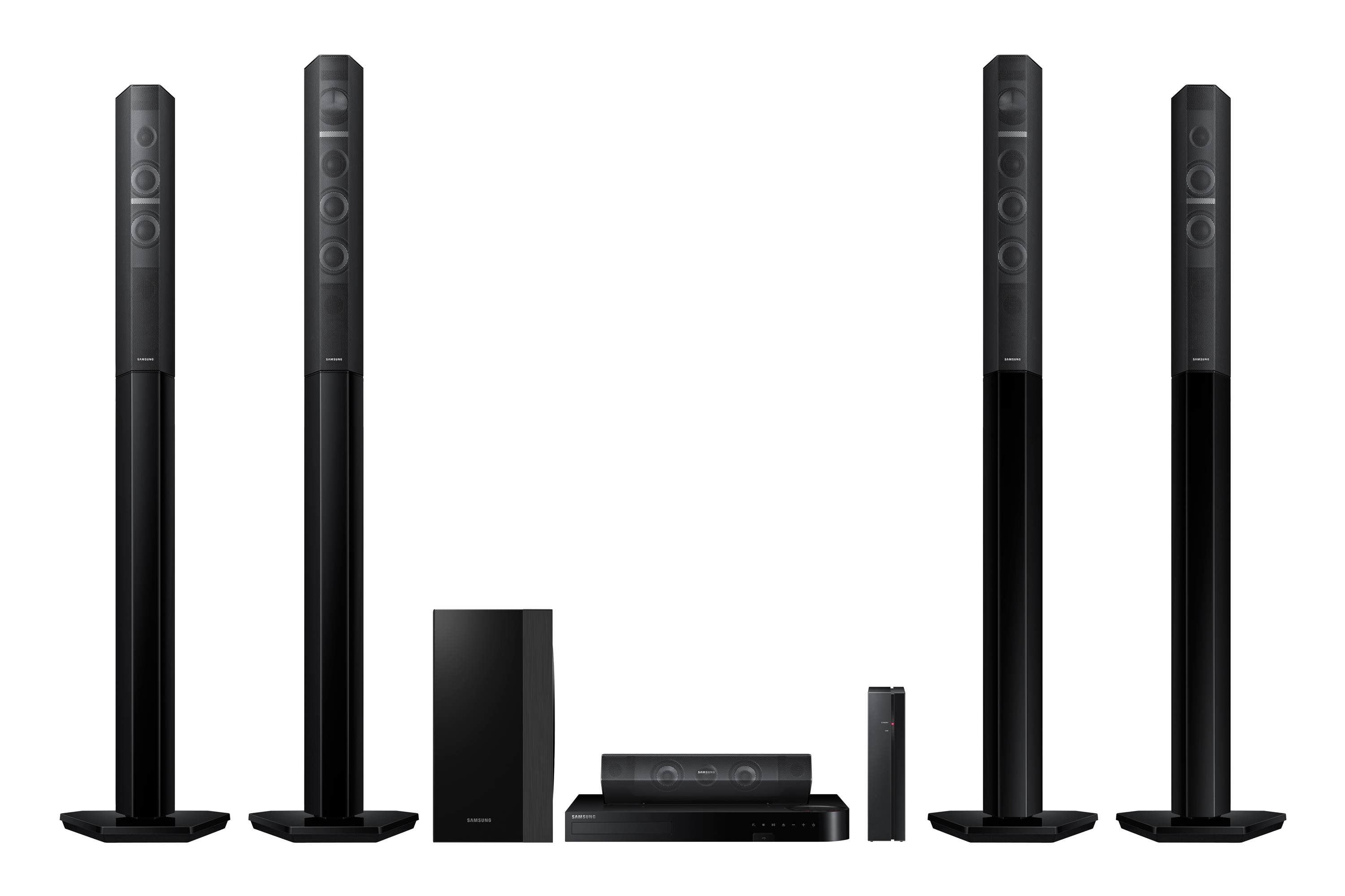 3D Blu-ray Home Theater System HT-J7750W