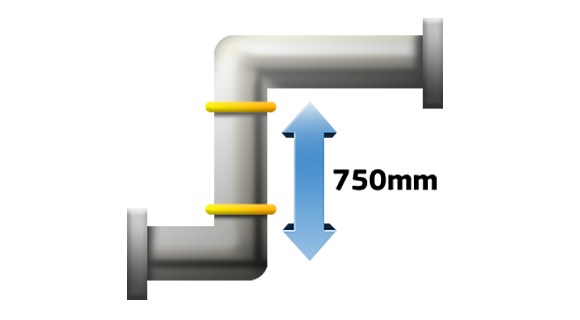 High Lift-Up Drain Pump