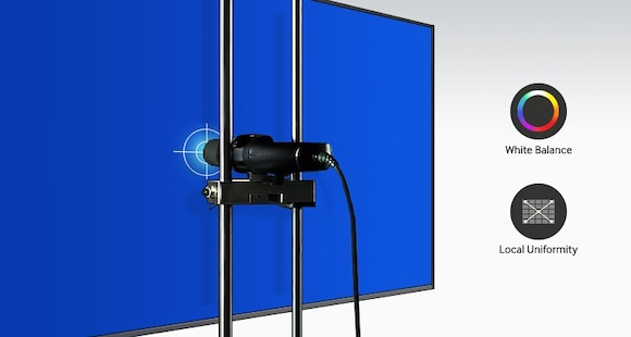 Achieve Ultimate Picture Quality through Advanced Factory Calibration